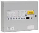 Kentec 3 Zone Extinguishant Control Panel