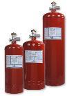 Restaurant Kitchen Fire Suppression System Cylinders