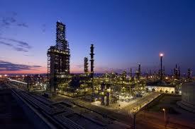 BP Refinery, Spain