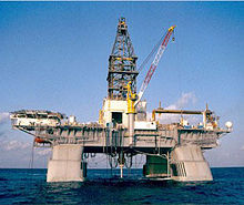 Deepwater Horizon Platform