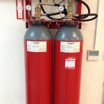 Inergen Cylinders