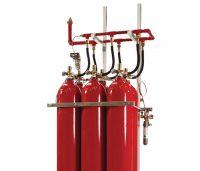 Manifold & Inert Gas Suppression Cylinders